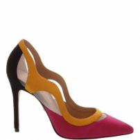 Scarpin Colors Curves | Schutz