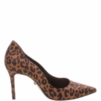 Scarpin Curves Animal Print | Schutz