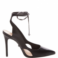 Scarpin Lace-Up Black | Schutz