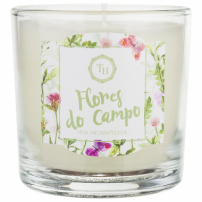 Scented Candle Flores Do Campo