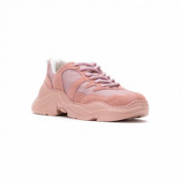 Schutz Chunky Sneakers - Rosa