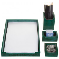 Set Office Malachite