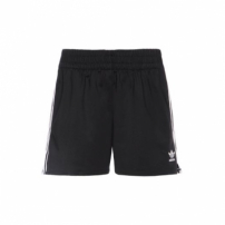 Short 3 Stripes Adidas Originals - Preto