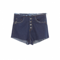 Short Alto Messina John John - Azul