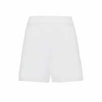 Short Clean Crepe - Off White