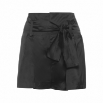 Short Feminino Abbey Clancy - Preto