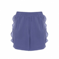 Short Galeao Silk A. Niemeyer - Azul