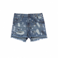 Short Jeans Replay - Azul