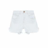Short Jeans Super Claro Fyi - Azul