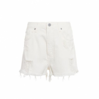 Short Marine Color Canal - Off White