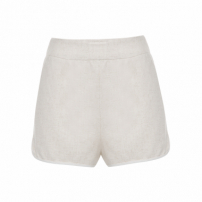 Shorts Feminino Cedric - Off White