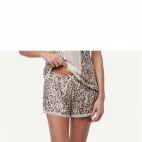 Shorts Romantic Macramè - Natural P