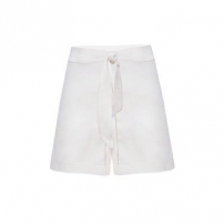 Shorts Saia Lavínia - Off White