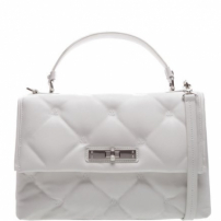 Shoulder Bag Maxi Matelassê White | Schutz