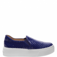 Slip S-High Snake Blue | Schutz