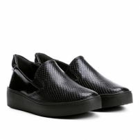 Slip On Ramarim Croco Feminino