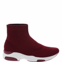Sock Sneaker Knit Red | Schutz