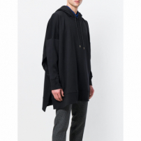 Stella Mccartney Moletom Oversized Com Estampa 'venus' - Preto