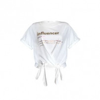 T-Shirt Influencer - Off White