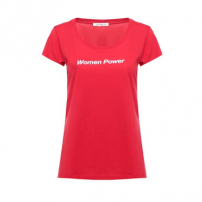 T-Shirt Malha Women Power