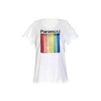 T-Shirt Paranoid - Off White
