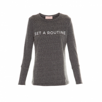 T-Shirt Set A Routine Anotheroom