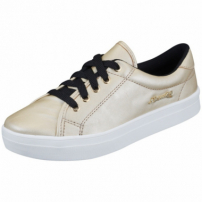 Tênis Barth Shoes Day Pass Dourado