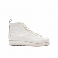 Tênis Feminino Superstar Boot Combat W - Off White