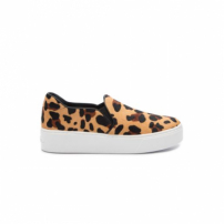 Tênis Slip On Flatform Venere Schutz - Animal Print