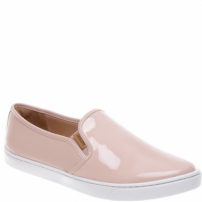 Tênis Slip On Verniz Blush | Anacapri