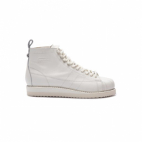 Tênis Superstar Boot Combat Adidas Originals - Off White
