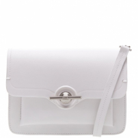 The Safe Bag Chain Strap White | Schutz