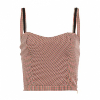 Top Cropped Amissima - Bege