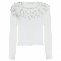 Top Cropped Zurich - Off White
