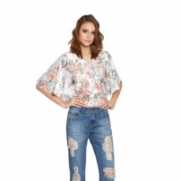 Tp Lace Soft Floral Top Lace Soft Floral