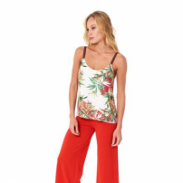 Top Soft Ggt Red Tropical - 44