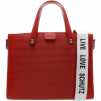 Tote Live Love Red | Schutz