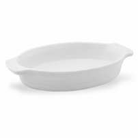 Travessa Oval Le Creuset Branco G