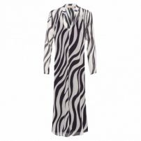 Vestido Angelina - Animal Print
