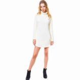 Vestido Beautifull Hit Gola Off White