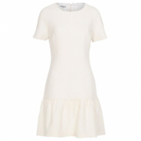 Vestido Bia Tweed Ii Le Lis Blanc - Off White