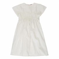 Vestido Eduarda Off White Tom & Tom