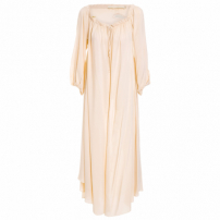 Vestido Longo St Domingo - Off White