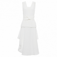 Vestido Monica - Off White